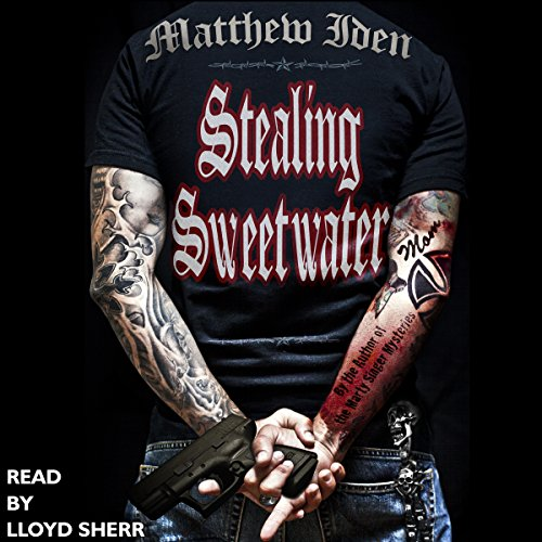 Stealing Sweetwater audiobook cover art