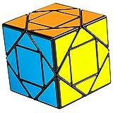 dailymall 3x3x3 Abnormity Cube Speed Cube Twist Puzzle Pro Ultra-Smooth - Niños Niños Entrenamiento IQ Inteligencia Educativa Juguete de Regalo