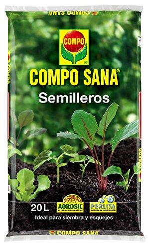 Compo Sana Semilleros 20 L, 56x32x8 cm