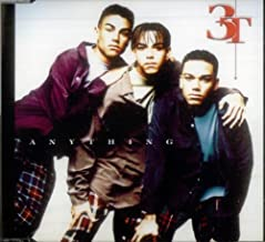 3T - Anything - 550 Music - FFM 662715 2, MJJ Music - 662715 2 by 3T (1996-05-03)