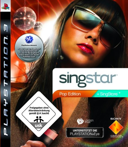 Sony Computer Entertainment SingStar Pop Edition