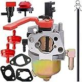 Carburetor for MTD Cub Cadet Troy Bilt 751-12011 951-12011 951-12704 951-12704A 951-12704B 951-14028A Stens 520-860 265-JU 265-JU-11 HY-165J A135 751-12098 751-14028A 951-12098 951-14028A (751-12011)