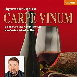 Carpe Vinum. Ein kulinarischer Kriminalroman Titelbild