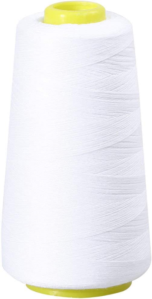 Exceart 2pcs 3000 Yards Ranking TOP11 Polyester Super Special SALE held Embroidery Cone Thread Machine