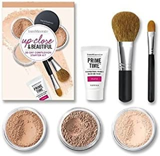 Bare Escentuals bareMinerals Up Close & Beautiful 30 Day Complexion Starter Kit