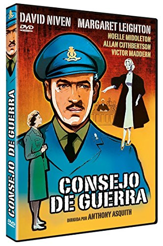 Consejo de guerra (1955) [DVD]