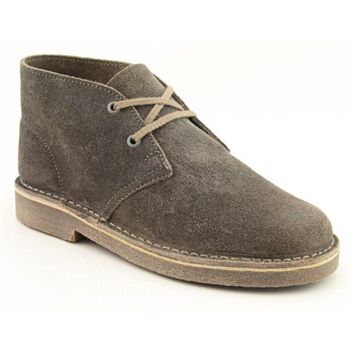 Clarks Children's Desert Boot Jr,Taupe Distressed,US 2 M