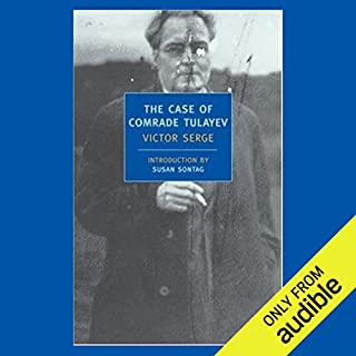The Case of Comrade Tulayev audiobook cover art