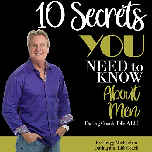 10 Secrets You Need to Know About Men audiobook cover art