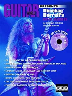 Guitar World Presents Dimebag Darrells Riffer Madness