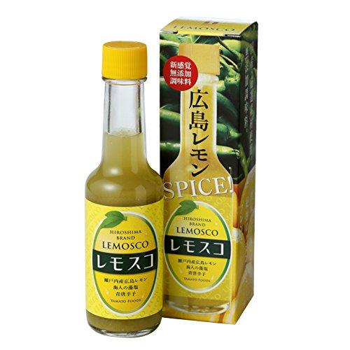 ヤマトフーズ 瀬戸内レモン農園『レモスコ』