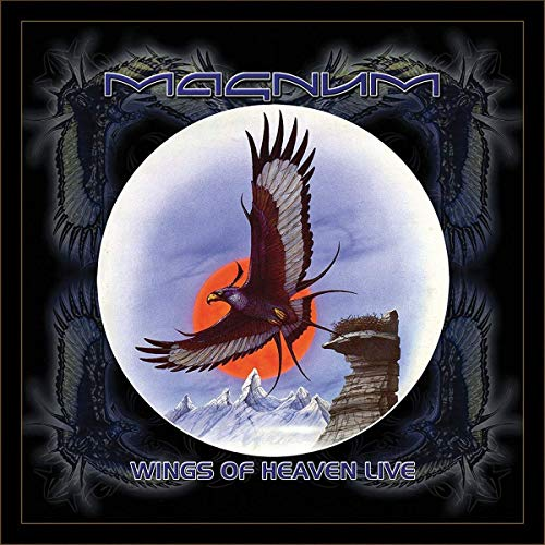 Magnum: Wings of Heaven-Live 2008 (Audio CD (Live))