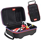 Carrying Case Compatible with Nintendo Switch Mario Kart Live Car, MENEEA Protective Hard Portable Carry Case Shell Accessories Compatible with Mario Kart Live: Home Circuit
