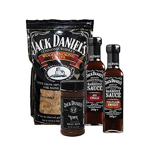 Jack Daniel\'s Grillset *Whiskey Flavour*