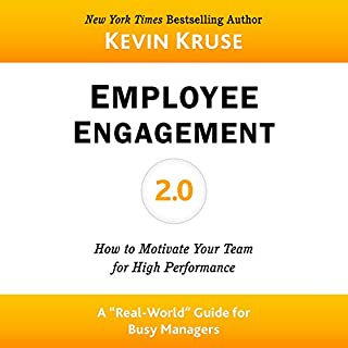 Employee Engagement 2.0 audiobook cover art