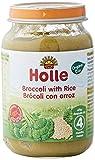 Holle - Potito Espinaca con Patata Holle 190 gr 4m+