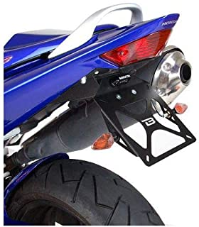 Barracuda moto portatarga regolabile Honda Integra Nc700 con fanale e luce targa