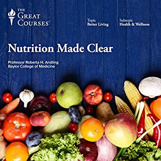 Couverture de Nutrition Made Clear