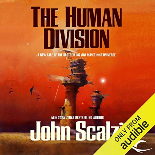 The Human Division Audiobook By John Scalzi cover art