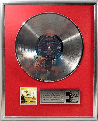 Falco Wiener Blut platin Schallplatte (goldene gold record)