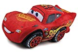 Grandi Giochi - Peluche Cars 3 Rayo Mcqueen, 45 cm, GG01258