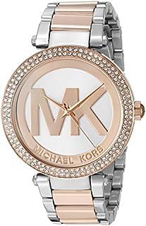 Michael Kors Women's Two-Tone Parker Watch