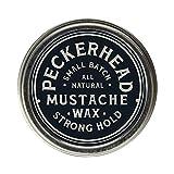 Best Mustache Waxes - Peckerhead Mustache Wax, Strong Hold Review