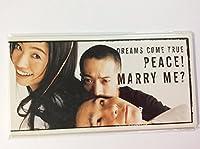 PEACE!/Marry Me