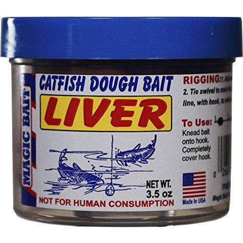 Magic CDLVR-1 Catfish Dough Bait