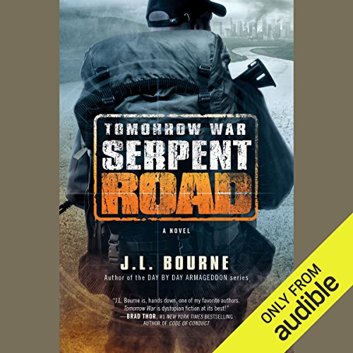 Tomorrow War: Serpent Road Titelbild