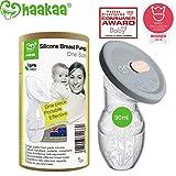Haakaa Manual Breast Pump Milk Saver 3oz/90ml+Lid