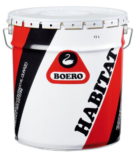 PITTURA HABITAT LT.14,5 BIANCO HB BOERO (014830)