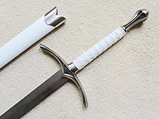 AIT Collectibles S4850 Movie Lord of The Rings Hobbit GLAMDRING Gandalf Sword W/White Sheath 42