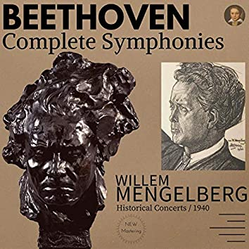 Beethoven: The 9 Symphonies by Willem Mengelberg