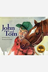 John and Tom (The Family Heritage Series) Hardcover