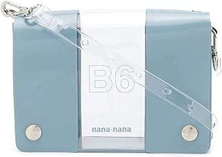 Luxury Fashion | Nana-Nana Womens NA063CLEARBLU Light Blue Shoulder Bag | Spring Summer 20