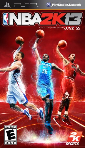 NBA 2K13 - Sony PSP