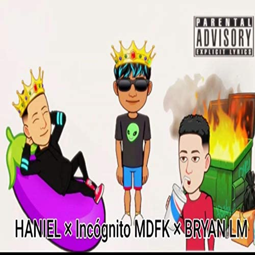 Haniel Hd, Bryan LM & Incognito mdfk