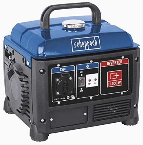 SCHEPPACH Stromaggregat 2,8 HP - SG1200