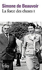 La force des choses, tome 1 de Simone de Beauvoir