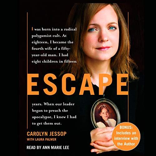 Page de couverture de Escape