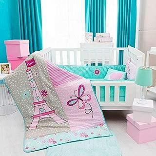 Best paris crib bedding Reviews