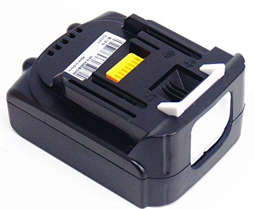 Bouyi - Akku für Makita 14.4V 1.5Ah Li-ion Werkzeug Ersatzakku BL1415 BL1430 BL1450 1500mAh LG Zellen