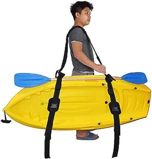 Vbestlife Kayak Carrying Strap Portable Surfboard Shoulder Strap Adjustable Nylon Canoe SUP Surfboard Strap Longboard Carry Belt Kayak Accessories