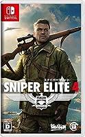 SNIPER ELITE 4 - Switch (【Amazon.co.jp限定特典】PC壁紙セット 配信)
