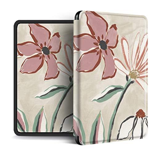 Hülle Für Kindle Paperwhite,Kompatibel Mit Kindle Paperwhite 4 Back Case Für...