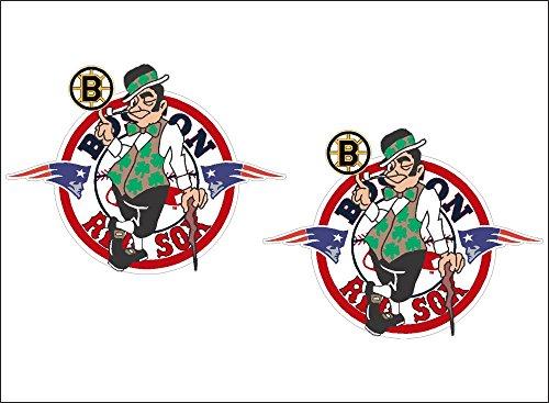 BOSTON Fan Sport Flag Logo 5