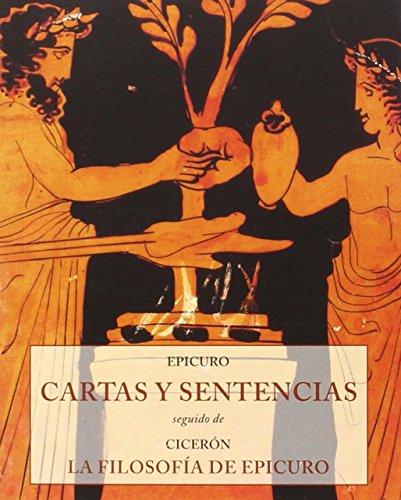 CARTAS Y SENTENCIA (PEQUEÑOS LIBROS DE LA SABIDURIA)