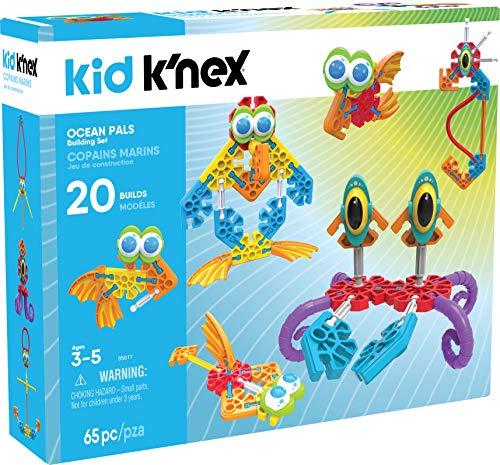 K'nex Kid Ocean Pals Building Set...