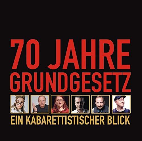 Couverture de 70 Jahre Grundgesetz